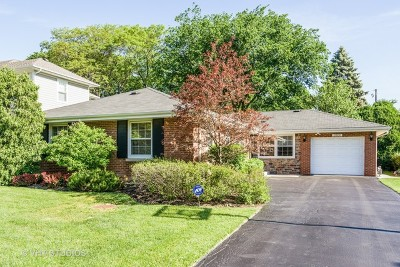 Wilmette Single Family Home Contingent: 2800 Orchard Lane