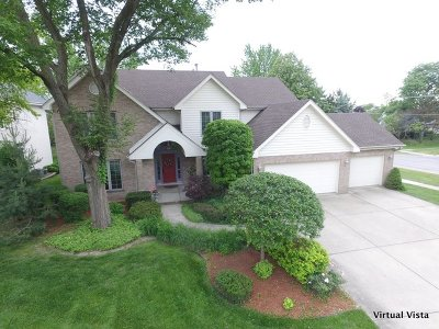 Darien Single Family Home For Sale: 1397 Urban Drive