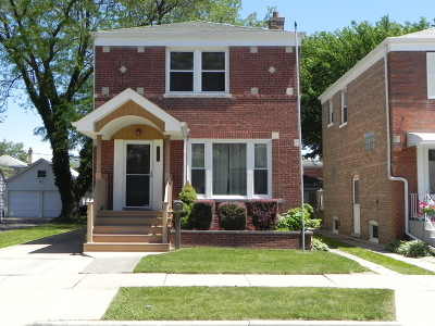 Brookfield Single Family Home For Sale: 4133 Maple Avenue