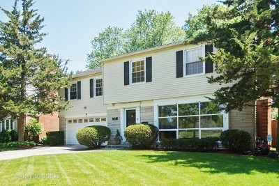 Mount Prospect Single Family Home For Sale: 409 S We Go Trail