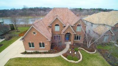 South Elgin Single Family Home For Sale: 702 Waters Edge Drive