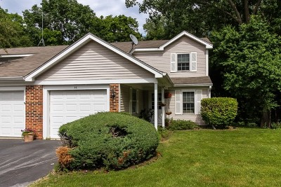 Bright Oaks Condo/Townhouse For Sale: 36 Linden Court