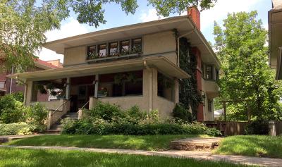 Oak Park Single Family Home For Sale: 520 Washington Boulevard