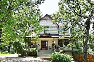 Elburn Single Family Home Contingent: 43w965 Old Midlothian Road