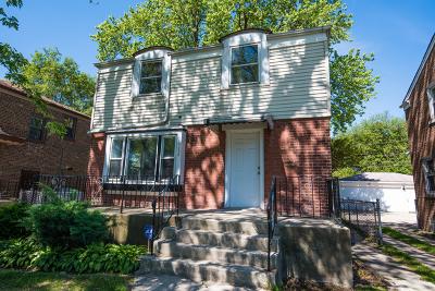 Single Family Home For Sale: 10038 South Luella Avenue