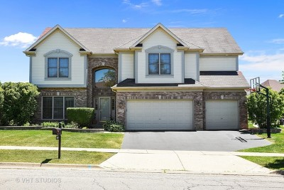 South Elgin Single Family Home Contingent: 639 East Thornwood Drive