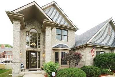 Schaumburg Single Family Home Re-activated: 1508 Marion Street