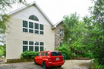 Elgin Single Family Home Contingent: 40w863 Bowes Bend Drive