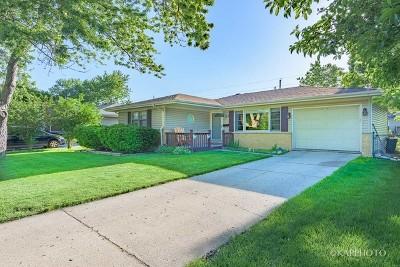 Bartlett Single Family Home For Sale: 227 North Hale Avenue