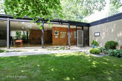 Highland Park Single Family Home For Sale: 1225 Lincoln Avenue South