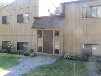 Fox Lake Condo/Townhouse For Sale: 51 Oak Hill Colony #2