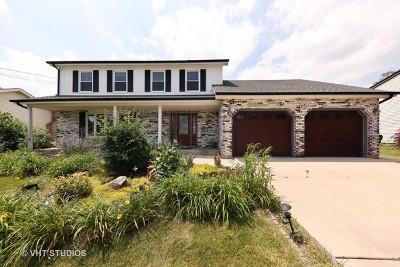 Burr Ridge Single Family Home Contingent: 10s168 Oneill Drive