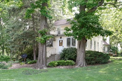 Downers Grove Single Family Home For Sale: 3961 Fairview Avenue