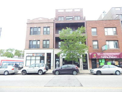 Cook County Condo/Townhouse Re-activated: 2642 West Chicago Avenue #4