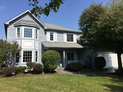 Ashbury Single Family Home For Sale: 1507 Newman Court