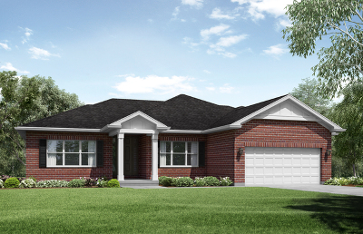 Plainfield Single Family Home For Sale: 26310 West Baxter Drive