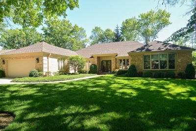 Lake Forest Single Family Home For Sale: 1250 Grove Court