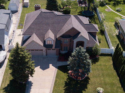 Palos Heights, Palos Hills Single Family Home Price Change: 10423 South 75th Avenue