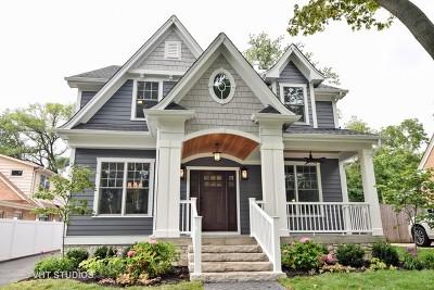 Wheaton Single Family Home For Sale: 906 Irving Avenue