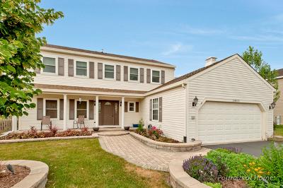 Warrenville Single Family Home For Sale: 30w070 Kensington Drive