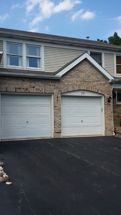 Cary Condo/Townhouse For Sale: 232 Haber Court
