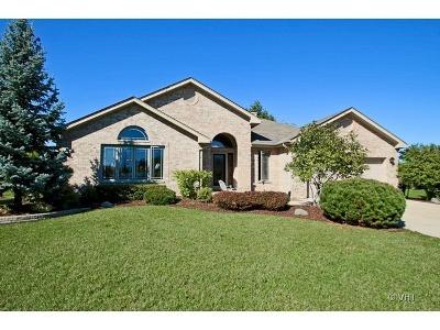 Woodridge Single Family Home Contingent: 2130 Bening Drive