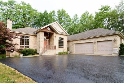 Streamwood Single Family Home Contingent: 750 Castlewood Drive