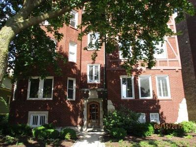 Oak Park Condo/Townhouse For Sale: 426 South Wisconsin Avenue South #3S