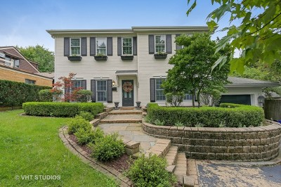 Clarendon Hills Single Family Home For Sale: 232 North Jackson Road