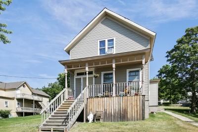 Elgin Multi Family Home Contingent: 322 West Highland Avenue