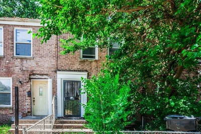 Single Family Home Re-activated: 5202 South Calumet Avenue