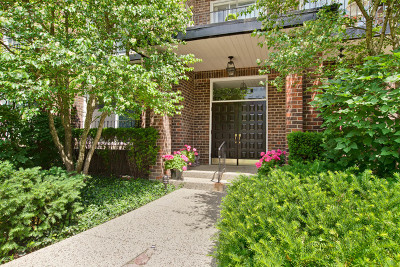Lake Forest Condo/Townhouse Contingent: 140 Franklin Place #107