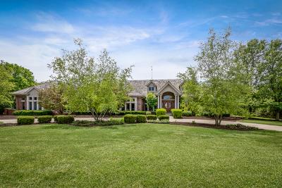 Homer Glen Single Family Home For Sale: 15515 South Mallard Lane