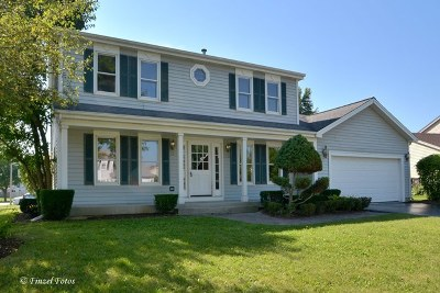 Crystal Lake IL Single Family Home Re-activated: $234,900
