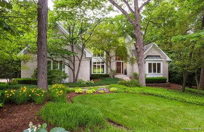 Wheaton Single Family Home For Sale: 63 Muirfield Circle