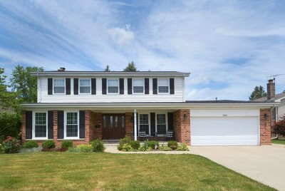 Ivy Hill Single Family Home For Sale: 2028 East Waverly Lane