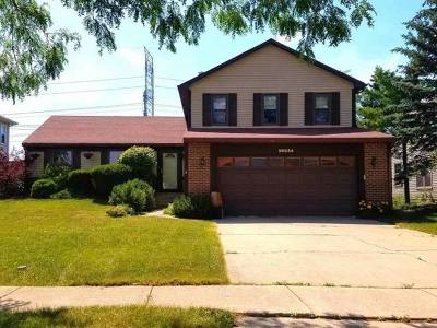 Frankfort  Single Family Home For Sale: 20234 South Rosewood Court