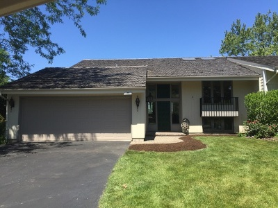 Oak Brook Condo/Townhouse For Sale: 153 Briarwood North