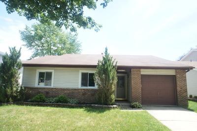 Woodridge Single Family Home For Sale: 2323 Sunnydale Drive
