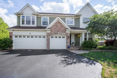 Cambria Single Family Home Contingent: 12 Providence Court
