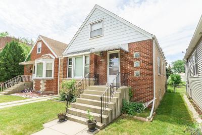 Single Family Home For Sale: 5310 North Austin Avenue