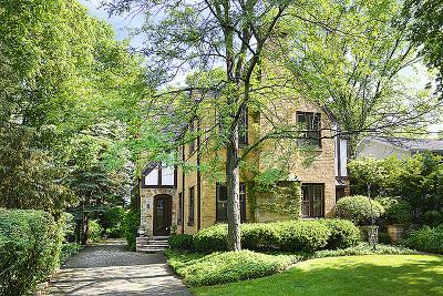 Winnetka Single Family Home Contingent: 1287 Scott Avenue