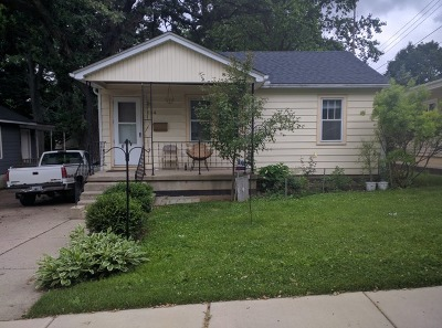Elgin Single Family Home Re-activated: 864 Lavoie Avenue