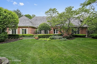 Oak Brook Single Family Home Contingent: 812 Saint Stephens Green