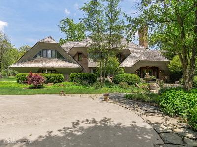 Burr Ridge Single Family Home For Sale: 15w064 87th Street