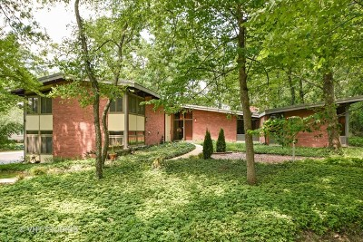 Olympia Fields Single Family Home For Sale: 2701 Country Club Drive