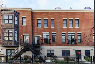 Chicago Condo/Townhouse Contingent: 948 West College Parkway #2
