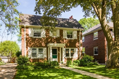 Winnetka Single Family Home Contingent: 85 High Street North