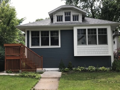 River Forest Single Family Home Contingent: 306 Lathrop Avenue
