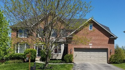 South Elgin Single Family Home For Sale: 2130 Brookwood Drive